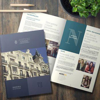 impresión de folletos en Madrid