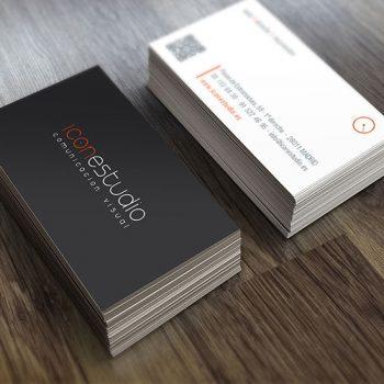 impresión de tarjetas de visita en Madrid