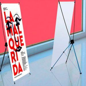 Display X-Banner Publicitario